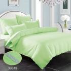 Постельное белье Kingsilk XR-19, зеленый, Сатин, Kingsilk