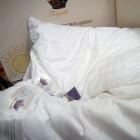 Детское постельное бельеКомплект для новорожденного DOP-110-Per DOP-110-Bel, белый, Kingsilk