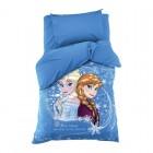 Детское постельное белье Этель Disney ETP-114-1, голубой, поплин, Этель
