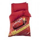 Детское постельное белье Этель Disney ETP-112-1, красный, поплин, Этель