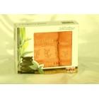 Комплект полотенец Turkiz Gold Bamboo SPA Tango 8275-03, Танго